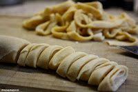 Selfmade Pasta #Tagliatelle