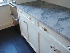 "black floor Ann Sacks porcelain floor tile: Vault in Carbon, Dimensions: 11 7/8"" x 23 5/8"""