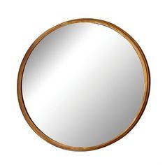 round circle mirror