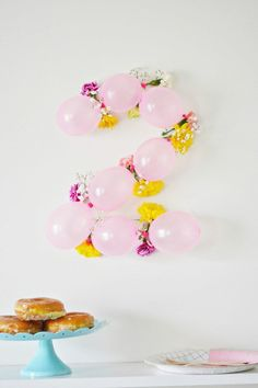 Stylish DIY balloons for your next warm-weather shindig!