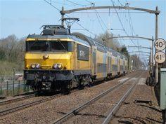nederlandse locomotieven - Serie 1700