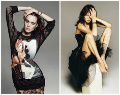 Alexa Chung #fashion #grunge #it-girl #luv