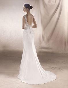 wedding dress saturn