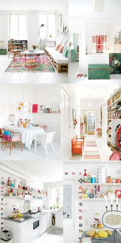 Pictures by Bjarni B. Jacobsen from Pure Public found via www.thesecretistodream.com