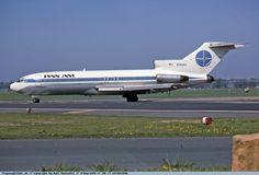 Photo Pan Am Boeing 727-21 N360PA
