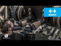 Kris Gethin's 4Weeks2 Shred: Day 11 - Legs