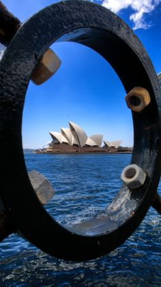 View of the Opera by Paul Emmings, via 500px.... Sydney Opera House, Australia.