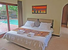 CAPE TOWN PALMS SELF CATERING GUEST HOUSE, Milnerton, Cape Town - Whether your stay is for business or pleasure, this beautiful villa is the perfect accommodation for you. With 7 bedrooms this villa can sleep up to 14 guests. Come and enjoy our salt water swimming pool and undercover lapa.