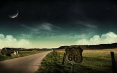 Drive Route 66 from Chicago to Los Angeles