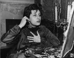 Anna Mangnani 1952