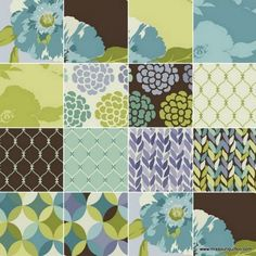 Breeze quilting fabric by Rosemarie Lavin Design for Windham Fabrics.