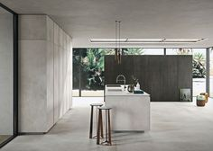 Way, a design with well-defined proportions, minimalist contours and a sophisticated range of finishes and colours.