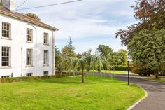5 bedroom detached house for sale in Rathmichael, Co. Specimen Trees, Sash Windows, Dublin Ireland, Drawing Room, Stunning View, Detached House, Ground Floor, Acre, Mansions