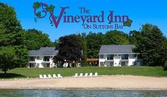 Waterfront Lodge Ideally Located In The Heart Of Leelanau Wine CountryVacation Rental in Suttons Bay from @homeaway! #vacation #rental #travel #homeaway