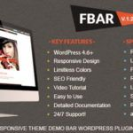 Fbar plugin Download Fbar Nulled Plugin Free downlod Fbar Nulled Plugin Fbar Licence Fbar WordPress Nulled Plugin  This plugin suitable for web designers web developers and all marketplace authors. If you are theme designer or developer and if you are sell your works on Envato I think this plugin very important for you.  This wordpressplugin comes special overviews like; limitless color combinations logo and favicon uploaders enable or disable responsive mode enable or disable purchase and…