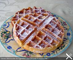 vollkorn waffeln mit haferflocken oatmeal waffles waffles and healthy. Black Bedroom Furniture Sets. Home Design Ideas