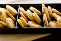 Homemade Ritz Crackers Recipe ~ Cupcake Project