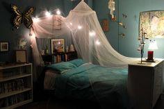 Image via We Heart It #amazing #bed #cute #Dream #girl #paradise #school