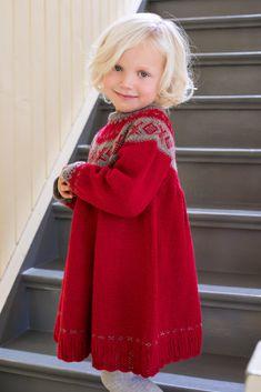 Knitting For Kids, Baby Knitting, Baby Barn, Crochet Bebe, Christmas Knitting, Knit Patterns, Kids And Parenting, Lana, Dress Skirt