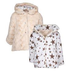 Μπουφάν ΕΒΙΤΑ 199262 (1-5 Ετών) Fur Coat, Jackets, Fashion, Down Jackets, Moda, Fashion Styles, Fashion Illustrations, Fur Coats, Fur Collar Coat