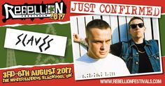 Rebellion Festival adds more acts...: 2016 saw the now legendary punk event Rebellion Festival celebrate its 20th year alongside the 40th…