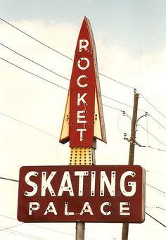 Rocket skating palace