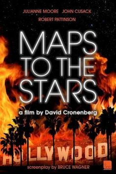 Watch Maps to the Stars 2014 Full Movie Online Free