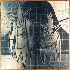 UNKLE - Psyence Fiction LP frontcover