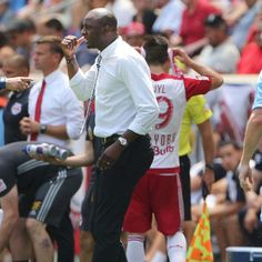 NYFC lose, Patrick Vieira slams Jesse Marsch for influencing referee