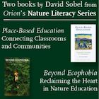 Look, Don't Touch; The Problem with Environmental Education by David Sobel.  (aka; Why I do, what I do, the way I do...)