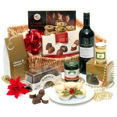 Wine Gift Baskets delivery service to the UK and Internationally. Send Wine Gift Baskets to the UK - online & phone ordering, service, express 48 hr delivery. We send gifts to all cities from our local warehouse in the UK. Gift Baskets Uk, Gift Hampers, Birthday Delivery, Easy Handmade Gifts, Cheerleading Gifts, Mom Birthday Gift, Flower Birthday, Christmas Hamper, Flowers For You