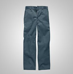 Original 875 Work Pant by Dickies in Air Force Blue. Availablefrom www.recreo.co.uk.