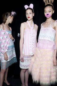 claraivy | fashion | design | ♥ Ryan Lo Fashion East