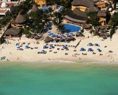#Hotel: REEF PLAYACAR, Playa Del Carmen, Mexico. For exciting #last #minute #deals, checkout #TBeds. Visit www.TBeds.com now.