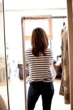 Dù thời trang có thay đổi thế nào thì áo phông kẻ ngang vẫn là bất hủ nhất – Blog Đẹp