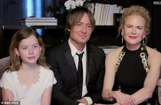 Golden Globe Nominations, Golden Globe Award, Golden Globes, Keith Urban, Nicole Kidman, Tom Cruise, Billy Zane, Celebrity Couples, Celebrity News