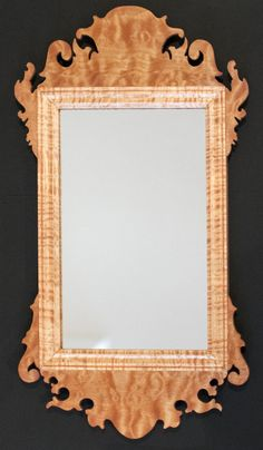 Chippendale Mirrors - by mauibob @ LumberJocks.com ~ woodworking ...