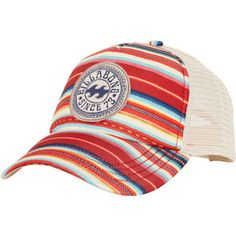 5b8a69a8aab Heritage Mashup Trucker Hat MULTI Surf Companies