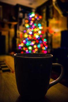 Christmas and coffee ☕