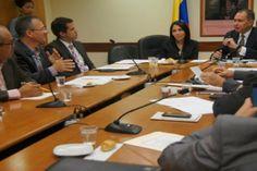 Esta Comisión está integrada por los parlamentarios Juan pablo García, Juan Guaidó, Teodoro Campos, Mariana Lerin y Juan Marín respectivamente</p>