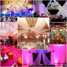 Ideas para Decorar el Salón para Fiestas - Blog de La Fiesta de 15 | Inolvidables 15 - 15Todo15 en Inolvidables15.com
