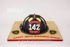 Carlo's Bakery Boy Birthday Cake, my 40th cake on their web site