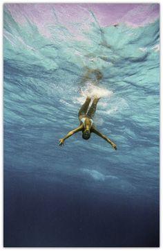 Art Symphony: Jump into Water !
