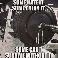 Because sometimes my workouts are all that makes sense.....