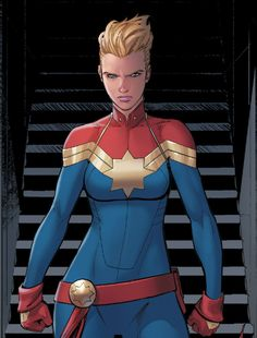 Captain Marvel in Civil War II #2 (2016) - David Marquez, Colors: Justin Ponsor