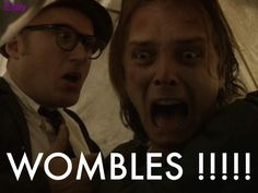 Wombles! Rik Mayall Bottom, Witty Insults, Comedy Duos, Great Comedies, British Comedy, Young Ones, Pistols, Satire, Humor