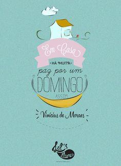 Sunday, Vinícius de Moraes <3