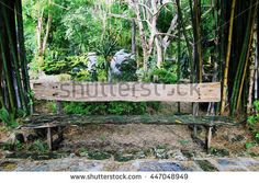 People Relaxing In Nature Garden Stock Photography   Shutterstock