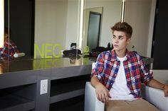 Justin Bieber turns style icon for Adidas NEO