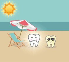 Are you ready to have whiter teeth? Schedule an appointment today! #dentistry